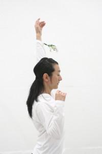 バレエ講師の相馬和志